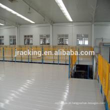 Fábrica de Jracking que vende a plataforma do armazenamento do aço do trabalho do armazém