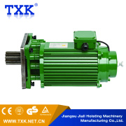 Hot selling crane electric motor of China made crane accessories
