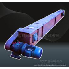 China hizo transportadores de raspador