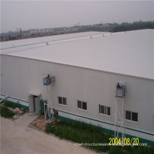 Durable High Rise Steel Structures Large Span With Sandwich Panel