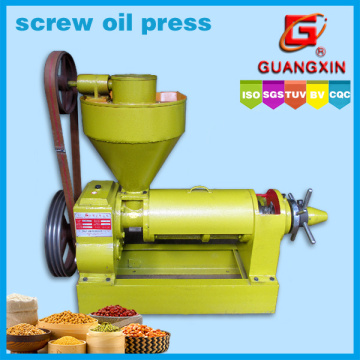Yzyx70 11ton / dia pequena imprensa de óleo para óleo de cozinha