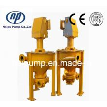 Elastomer Lined Vertical Foam Pump