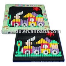 Pädagogische Spielwaren DIY Spielwaren
