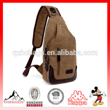 Day Backpack Canvas Chest Pack Crossbody bag