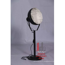 Lampadaire rond