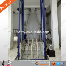 lead rail small residential cargo lift goods lift