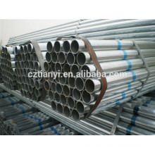 ASTM A179 galvanized steel pipe