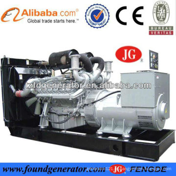 Gerador de gerador de topo gerador 400kw deutz fabricado na china