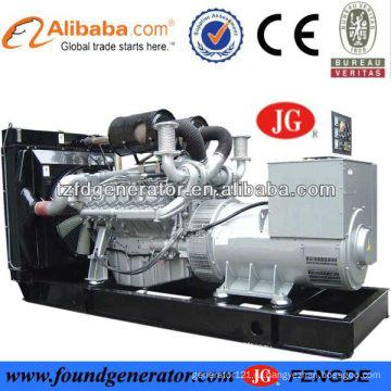 Верхний поставщик генератор генератор 400kw дойц сделано в Китае