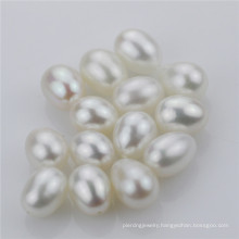 Snh White Fashion Drop Loose Pearls Wholesale