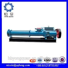 Промышленные ременные приводные насосы высокого качества с дизельным двигателем