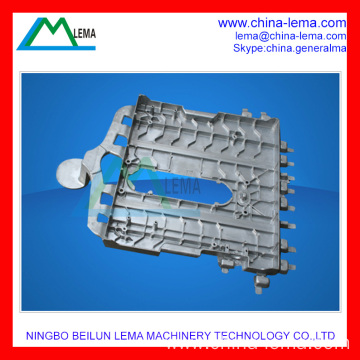 Aluminum Die Casting Cutting Machine Parts