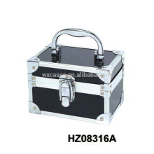 fashionale aluminum beauty case with multi color selections manufacturer HZ08316A