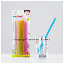 Maravilhoso Sound Whistle Music Straw, Pet Material