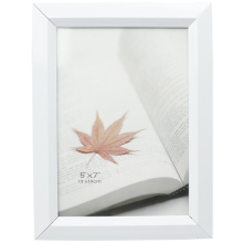 White Pvc Photo Frame In 5x7 Inch