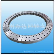 Rotary Conveyor Slew Bearing / Hochwertiger einreihiger Kugelschwenkring