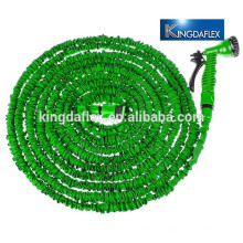 75 Ft Flexible Expandable Garden, Sprinkler & Car Water Hose Expanding Flexible Garden Water Hose with Spray Nozzle