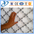 1-4mm Galvanized / PVC Coated Chain Link Fence
