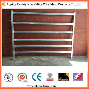 Paneles de ganado baratos galvanizados calientes para la venta