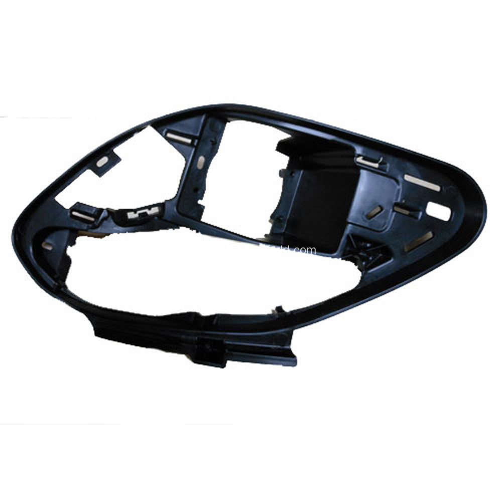 Plastic molding for automotive light