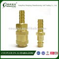 Male thread and female thread Hydraulic Coupler