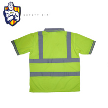 Asia visibility fluorescent reflectorized safety vest
