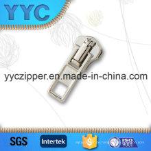Auto Lock Custom Yg Zipper Slider für dauerhafte Verwendung