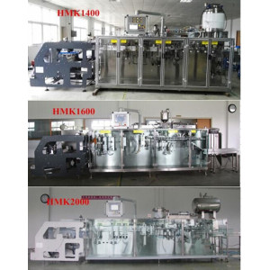 Sachet and Doypack Horizontal Packing Machine