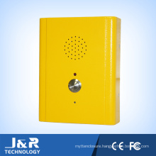 Vandal-Proof Lift Intercom Elevator Phone Elevator Intercom Emergency Intercom