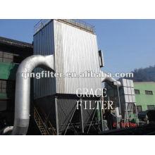 Extractor de Polvo Industrial