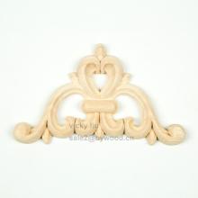 El tipo de Europa que restaura las formas antiguas de muebles de tallado de madera decorativa onlay madera