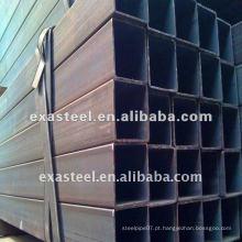 Secções ocas de aço macio (SHS / RHS)