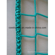 100% Polypropylene Green Cargo Nets