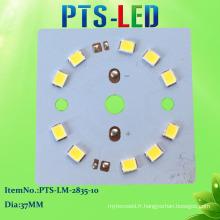 Module LED de haute qualité 10W DC PCB avec EMC