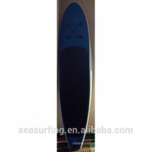 2016 populaire design modèle sup planches gonflable couleur bleue taille graphique 10'-12 '