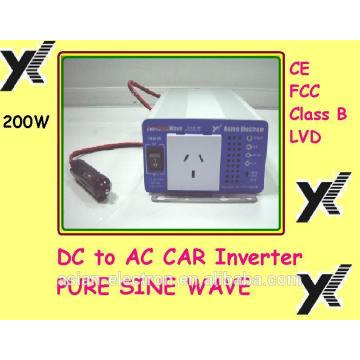 Sortie monophasée 48VDC 200W inverseur 200VAC 50Hz