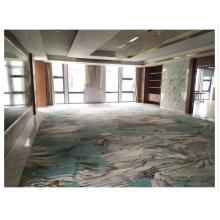 New-Design Monofilament Cut Pile 650g Printed Floor Carpet