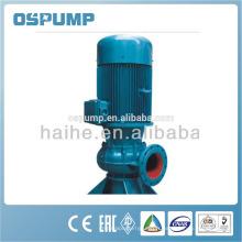 WQ / QW spécification de pompe à eau submersible