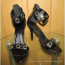 Fashion High Heel Summer Ladies Sandals (HCY02-1650)