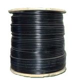 5C2V coaxial cable, CCS/CCA/copper conductor, international standard, 500m/wooden drumNew