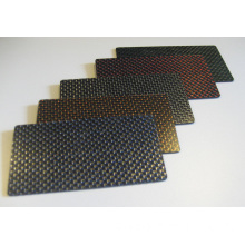 Colored Carbon Fiber Plate