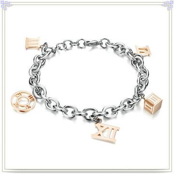 Jóias de aço inoxidável Jóias de moda Pulseira de moda (HR710)