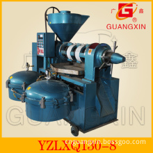 Combined Screw Oil Press with Air Pressure Filters for Edible Oil (YZLXQ130-8)