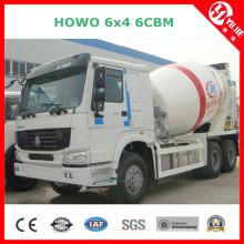 6cbm Mobile Concrete Truck for Sale