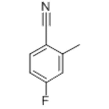 4-Fluoro-2-methylbenzonitrile CAS 147754-12-9