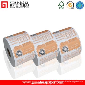 SGS Verschiedene Arten von Logo gedruckt Thermo Papier Hersteller