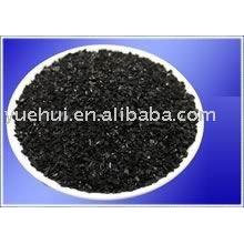 Carvão activado granulado com base de coco