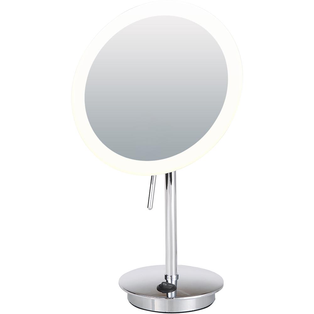 Round Bathroom Mirror With Lights China Manufacturer