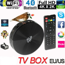 Quad Core 4k Android TV Box