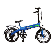 Wholesale 20inch Foldable Electric Bicycle with 13ah